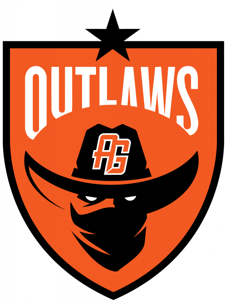 Austin Outlaws Logo